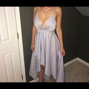 Small Purple Dress